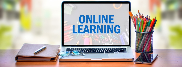 Online Learning Laptop